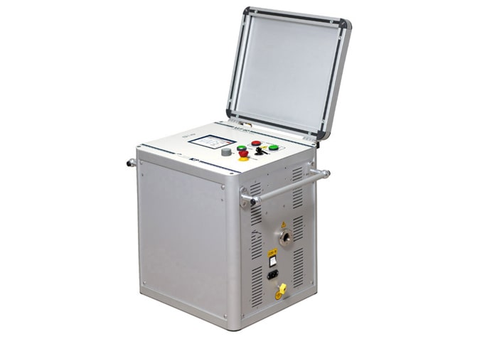 Vlf 60 portable high voltage vlf test system